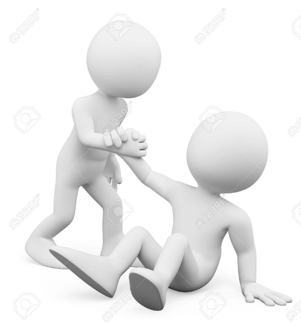 37098752-3d-gente-blanca-hombre-ayudar-a-un-compañero-para-arriba-concepto-de-la-comunión-fondo-blanco-aislado-.jpg